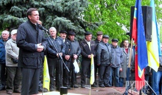 Влада, яка забула і зневажає героїв – чорнобильців, не має права на існування