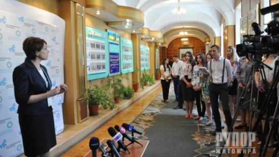 Міністр освіти і науки України: Житомирщина робить великий крок вперед