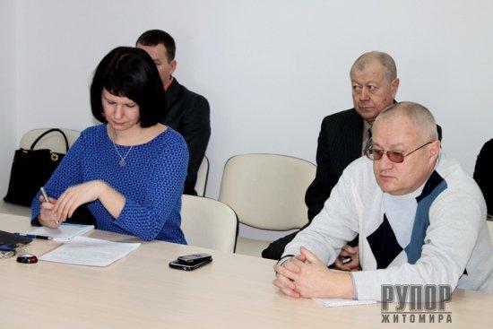 Голова Житомирської обласної ради Володимир Ширма - про досягнення та пріоритети