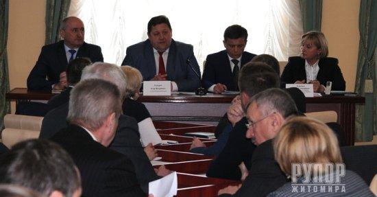 За результатами наради з «тарифних» питань будуть ініційовані зміни у законодавстві