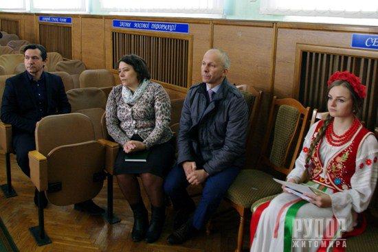 Людської вдячності побратимам-ліквідаторам наслідків аварії на ЧАЕС побажав Віктор Развадовський