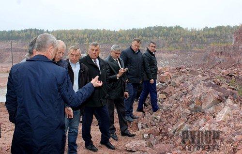 Голова обласної ради на Овруччині поспілкувався з колегами із районів