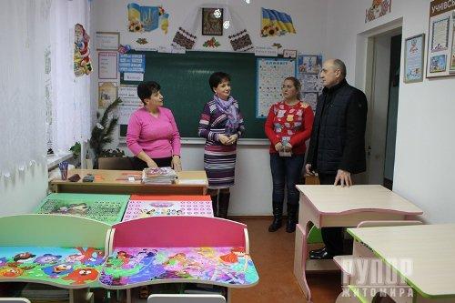 Володимир Ширма ознайомився із роботою двох комунальних закладів області