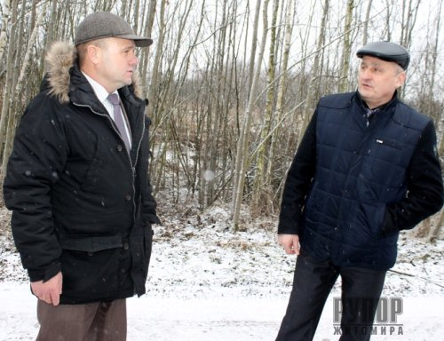 Володимир Ширма відвідав новостворену Соколівську ОТГ