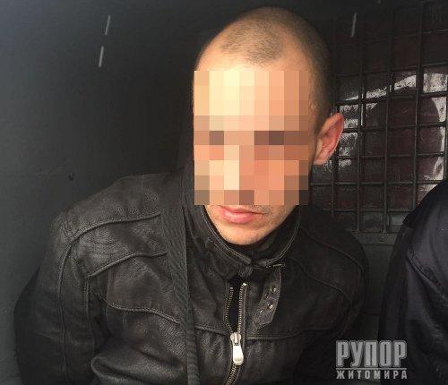 Стрілянина під Житомиром: Банда рецидивістів намагалася пограбувати підприємство. ФОТО