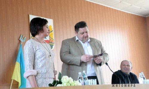 Ігор Гундич представив громаді голову Ружинської РДА та поставив перше завдання