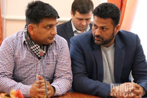 Володимир Ширма запевнив інвесторів у депутатській підтримці