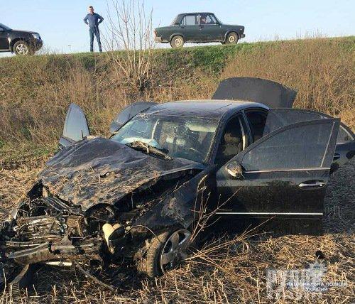 На трассе «Житомир - Черновцы» произошло фатальное ДТП