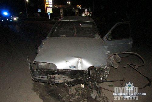 В Житомирській області на мосту через Тетерів сталася смертельна ДТП. ФОТО