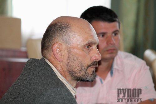 Володимир Ширма закликав тренерів шукати обдарованих дітей для їх зарахування на навчання до спортивного відділення