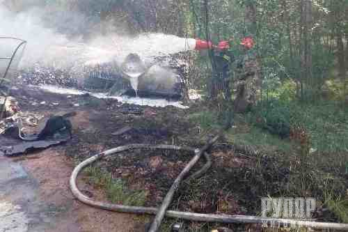В жахливій ДТП на Житомирщині загинуло 3 людей. ФОТО