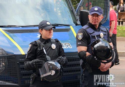 На Житомирщині розпочав роботу спецпідрозділ патрульної поліції ТОР