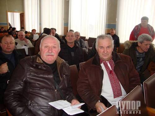 Радомишльська райрада підтримала Антиолігархічний пакет докорінних перетворень
