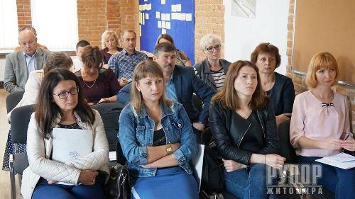 Фахівці ОТГ пройшли триденну школу проектного менеджменту