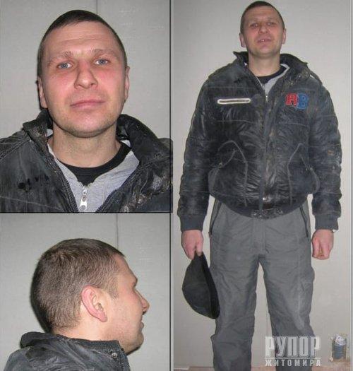 На Харківщині з установи виконання покарань втік небезпечний злочинець з Житомира