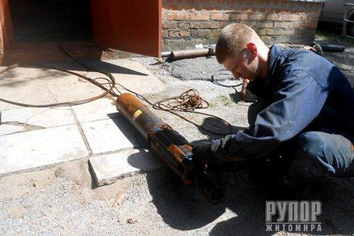Щоб пансіонат з майже двомастами підопічних не залишився без води подбав Віктор Развадовський
