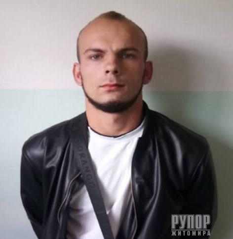В центрі Києва затримали небезпечного злочинця з Житомирщини. ФОТО