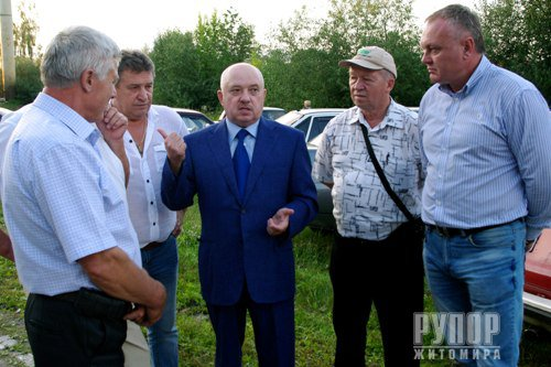 Оля Полякова виправдала очікування романівчан та гостей райцентру Житомирщини