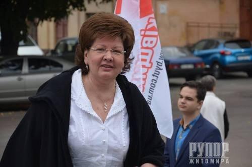 Анжеліка Лабунська: Влада перетворює вибори в ОТГ на політичну гру