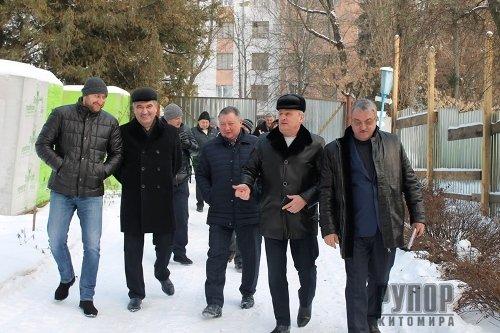 Володимир Ширма: Онкодиспансер – один із пріоритетних об'єктів на поточний рік
