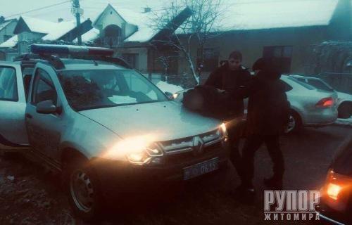 Банда «гастролeрів» з Житомирщини планувала озброєний напад в Закарпатській області. ФОТО