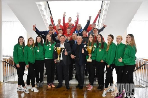 Вийти у Лігу Чемпіонів – Ігор Гундич поставив завдання волейбольним командам Житомирщини