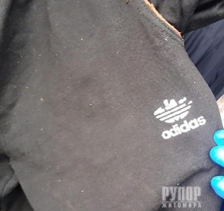 Поліція встановлює особу загиблого, знайденого на Житомирщині. ФОТО