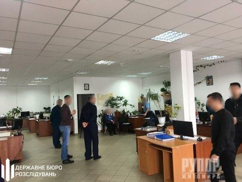 ДБР затримали керівника митного поста «Житомир-центральний». ФОТО