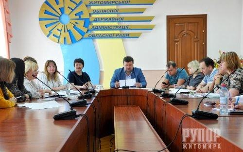 На Житомирщині близько 80 фахівців ІРЦ пройдуть навчання за міжнародними методиками