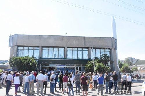 Стартував перший національний форум «Космос. Корольов. Житомир»
