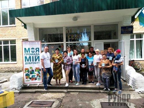 У Семенівській громаді, що на Житомирщині, навчали інструментам впливу на владу