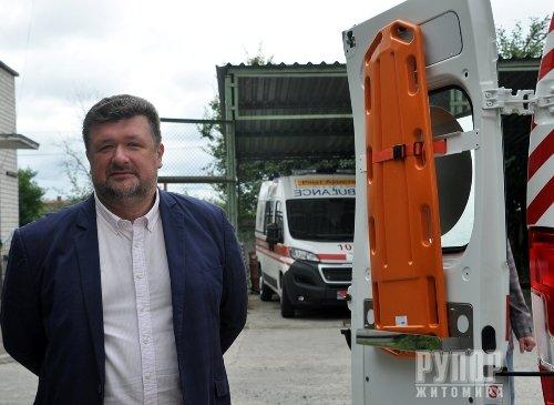 Нові «швидкі» поїдуть до Корнина, Потіївки, Іванополя та Житомира