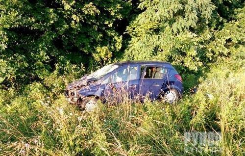 В фатальній ДТП на Житомирщині загинули троє людей. ФОТО