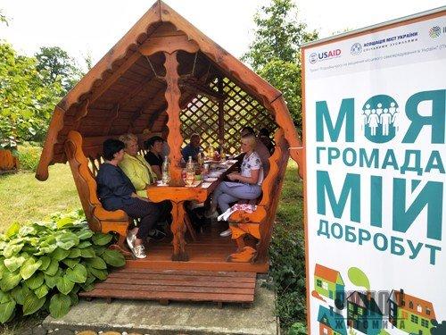 Про реформу децентралізації у Семенівській ОТГ говорили… на пікніку