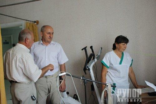 Володимир Ширма: Бердичівський госпіталь для ветеранів – заклад не на одне десятиріччя