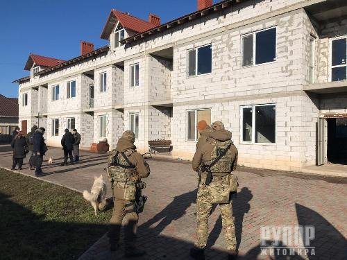 Удар Служби безпеки України по «бурштиновому свавіллю» на Житомирщині