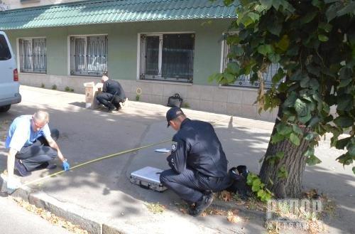 У Житомирі - озброєний напад на інкасаторів. ФОТО