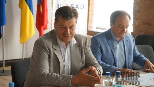Я щиро вірю і сподіваюсь на вашу підтримку, — голова ОДА зустрівся з представниками Координаційної ради
