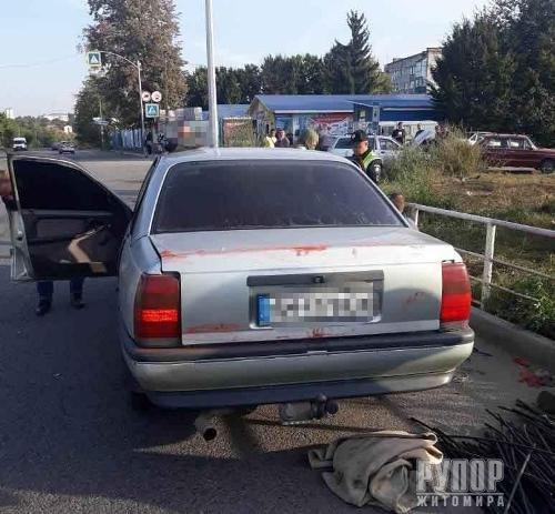 Банда з Житомирщини вчиняла крадіжки мідного дроту з об'єктів Укрзалізниці. ФОТО