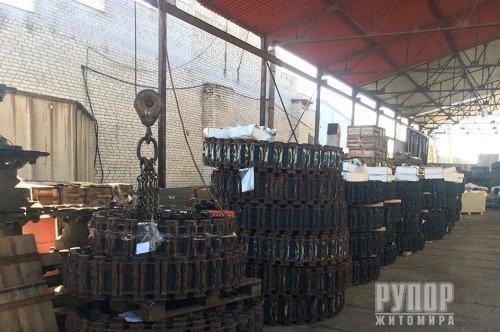 У Житомирі та Києві на підприємствах оборонного комплексу — масштабні обшуки. Подробиці