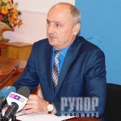 Володимир Ширма скликає позачергову сесію Житомирської обласної ради