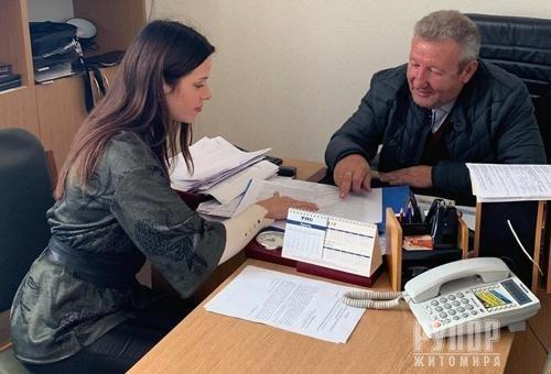 У Бердичеві з лідером пасажирських перевезень обговорили питання укомплектування кадрами
