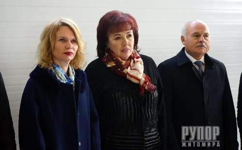 Наталія Остапченко: Підприємство «Даніко» у Черняхові – гарний приклад співпраці бізнесу та влади в області