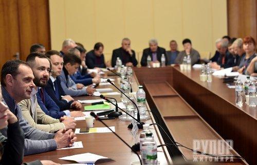 У Житомирі в онлайн режимі обговорювали земельну реформу