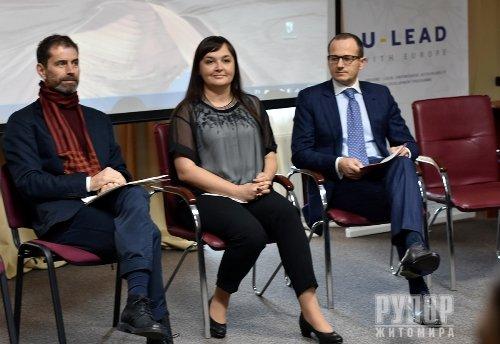У Житомирі представники кількох регіонів країни ознайомлюються з успішними практиками державно-приватного партнерства
