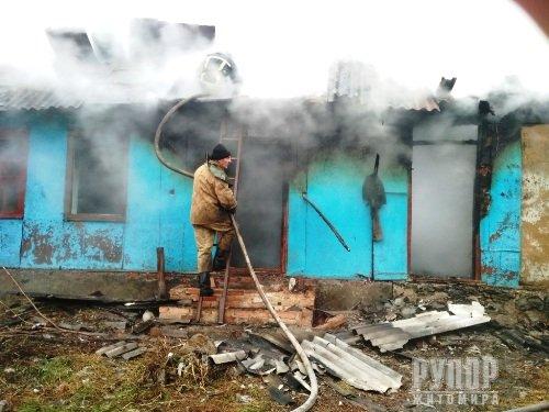 В Житомирській області - ще одна смертельна трагедія