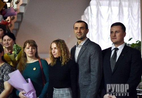 Віталій Бунечко вручив державні нагороди 26 матерям-героїням Житомирської області