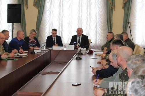 У Житомирі вшанували воїнів-інтернаціоналістів