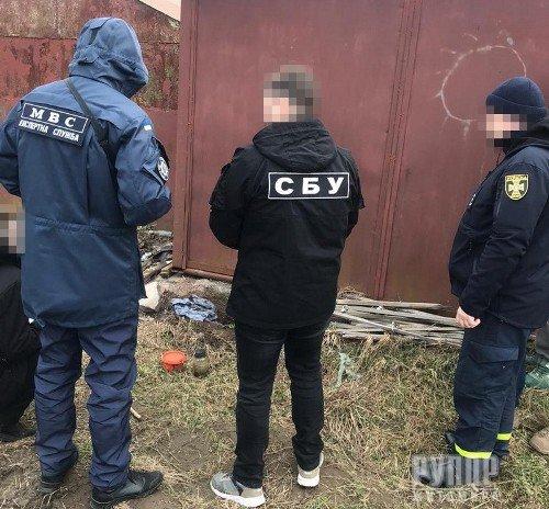 Контррозвідка СБУ попередила на Житомирщині збут понад 30 кілограмів металевої ртуті