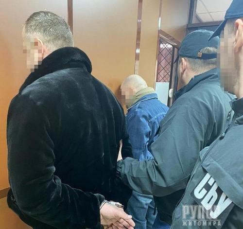 В поліції Києва розкрили подробиці «продажу» крісла губернатора Житомирщини